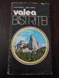 VALEA BISTRITEI + HARTA -- Ioan Scurtu, Adolf Minut -- 1978, 135 p.