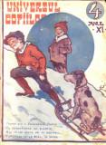 Revista Universul copiilor nr. 4  anul 1935