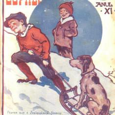 Revista Universul copiilor nr. 4 anul 1935 - Reviste benzi desenate