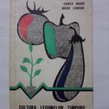 Cultura legumelor timpurii de camp - Voinea Marin  / R3P2F, Alta editura