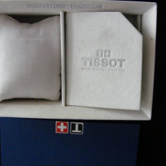 Cutie ceas Tissot