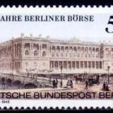 Germania-Berlin 1985 - cat.nr.701 neuzat,perfecta stare