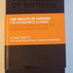 The Wealth of Nations / A. Smith cartonata