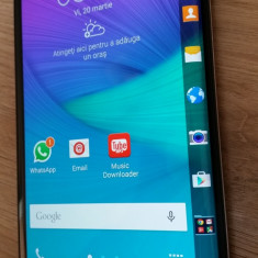Samsung Galaxy Note Edge 32GB - Telefon mobil Samsung Galaxy Note Edge, Negru, Neblocat