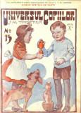 Revista Universul copiilor nr. 15  anul 1934