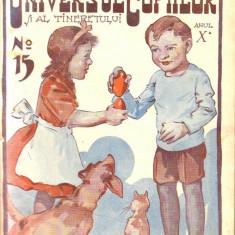 Revista Universul copiilor nr. 15 anul 1934 - Reviste benzi desenate