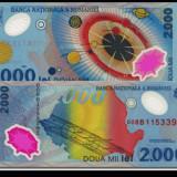 Vand bancnote 2000 lei cu eclipsa - Bancnota romaneasca