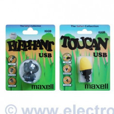 FLASH DRIVE 16GB ANIMAL MAXELL - Stick USB