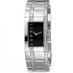 Ceas de dama ESPRIT original Silver Black Houston - Ceas dama Esprit, Casual, Otel, Analog