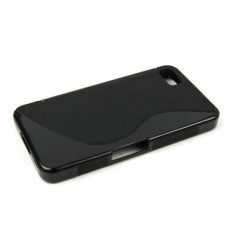 Toc silicon S-Case BlackBerry Z10 - Husa Telefon Blackberry, Alb, Husa
