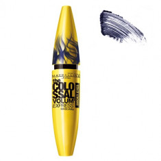 Rimel Maybelline Volum Express the Colossal Smoky Eyes - Navy (albastru)