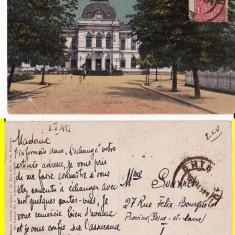 Ramnicu Sarat ( jud.Buzau ) - Palatul administrativ