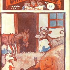 Revista Universul copiilor nr. 49 anul 1934 - Reviste benzi desenate