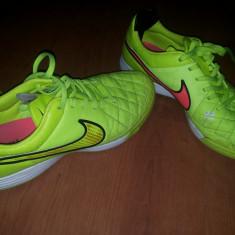 Adidasi Barbati Nike Tiempo Legacy Leather IC, Piele naturala