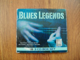 BLUES LEGENDS 3 CD BOX SET