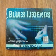 BLUES LEGENDS 3 CD BOX SET - Muzica Blues
