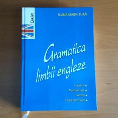 Gramatica limbii engleze - Ioana Maria Turai - Curs Limba Engleza corint