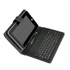 Husa Sligo cu tastatura tableta micro/mini USB 10 inch - Husa tableta cu tastatura
