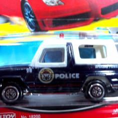 MATCHBOX -SCARA 1/64-DIVERSI PRODUCATORI- POLICE UNIT-MERCEDES G ++2999 LICITATII !! - Macheta auto