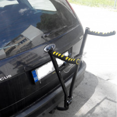 Suport pentru 2 biciclete cu fixare pe carlig + cadou - Suport Bicicleta