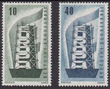 Germania 1956 - cat.nr.117-8 neuzat,perfecta stare