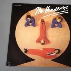 THE HEADBOYS - THE HEADBOYS(1979/ RSO REC/RFG ) - DISC VINIL/VINYL/POP/NEW WAVE - Muzica Rock universal records