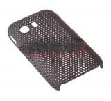 Toc Mesh Case Samsung Galaxy Y S5360, Negru, Silicon, Husa