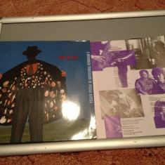 WAX(with:A.Gold & G. Gouldman)- A HUNDRED THOUSAND IN..(1989/BMG REC/RFG) -VINIL - Muzica Rock ariola