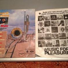 THE TORERO BAND - LENNON & McCARTNEY TIJUANA STYLE(1969/EMI REC/UK) -VINIL/VINYL - Muzica Rock emi records