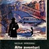 Nicolae Margeanu - Alte aventuri ale capitanului Vigu