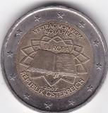Austria 2 euro 2007 comemorativa - Tratatul de la Roma