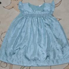 Rochita superba bleu, marca Baby Gap, fetite 12-18 luni