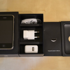 iPhone 3G Apple 8GB Neverlocked Black, Negru, Neblocat
