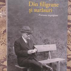 DIN FILIGRANE SI SURASURI, PORTRETE SUPRAPUSE de ION VALJAN, 2014 - Carte Cinematografie
