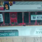 Memorii RAM Kingmax DDR-400 512 MB - 2 bucati