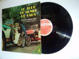 Disc vinil Le tour du monde de papa - Pierre Parachini et son ensamble musette Vol. IV
