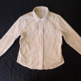 Jacheta / camasa raiata Tommy Hilfiger Stretch; L: 56 cm bust etc.; impecabila