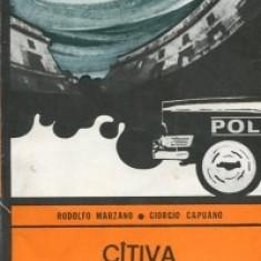 Rodolfo Marzano, Giorgio Capuano - Cativa Maigret italieni