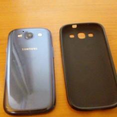 Samsung galaxy s3 - Telefon mobil Samsung Galaxy S3, Albastru, 32GB, Neblocat, 1 GB