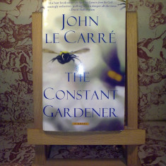 "John le Carre - The constant gardener ""A1104"""