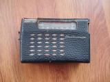 RADIO ZEFIR GOLD STAR 7 TRANZISTOARE FABRICAT DE ELECTRONICA EXPORT FUNCTIONEAZA