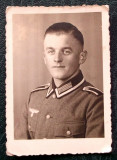 FOTOGRAFIE GERMANIA NAZISTA MILITAR GERMAN IN UNIFORMA NR. 23 - 8 x 6 cm **
