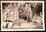 FOTOGRAFIE GERMANIA NAZISTA MILITARI GERMANI IN UNIFORMA NR. 18 - 9 x 6 cm **