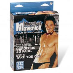 Papusa Gonflabla Barbat Marvelous Maverick - Papusi gonflabile