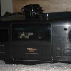 Magazie de CD Sony CDP-CX 200 player cu 200 cd-uri