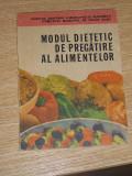 CC39 - MODUL DIETETIC DE PREGATIRE AL ALIMENTELOR - EDITATA IN 1989