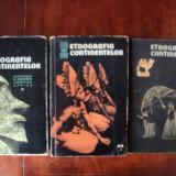 Etnografia continentelor : studii de etnografie generala (3 vol.) - Carte traditii populare