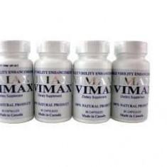 Pastile Vimax - 4 Cutii - Tratamente