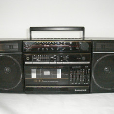 Radiocasetofon SANYO C10 boombox