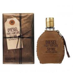 Parfum barbati Diesel Fuel for Life 50ml ORIGINAL, Apa de toaleta